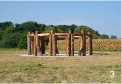Tanya Preminger. Woodhenge. 2007.