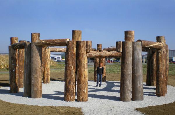 Woodhenge- Tanya Preminger