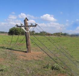 """Electricity Line"". Doron Livne, Boaz Levi"