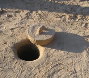 """""""Drainage"""". Ben Sharabi, Tal Shilo, Sarit Steif"""