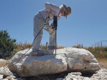 Tanya Preminger stone sculptor