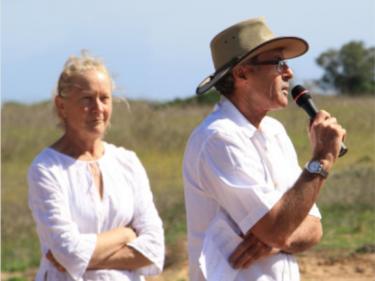 Tanya Preminger and Dani Manheim